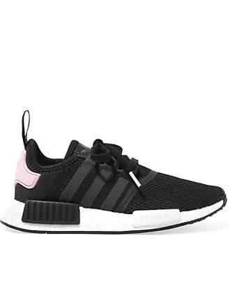 super popular e9ee3 ede30 adidas Originals Nmdr1 Primeknit Sneakers Mit Gummibesatz - Schwarz