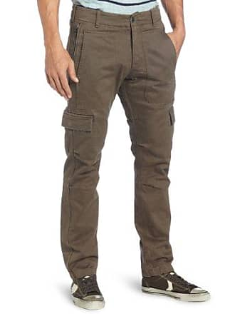 Dockers Mens Limited Offer Slim Tapered Cargo Pant, Dark Pebble - discontinued, 36W x 34L