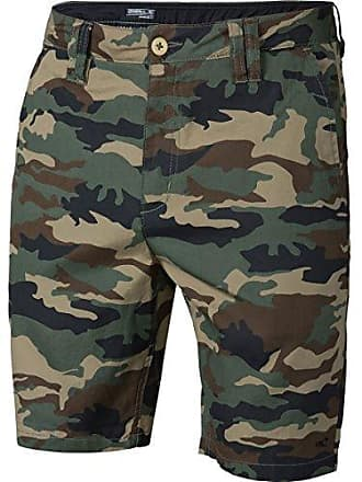 94fdc45a79 O'Neill Mens 20 Inch Outseam Classic Walk Short, Camo/Contact 38