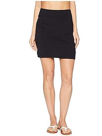 Icebreaker Yanni Merino Skirt (Black) Womens Skirt