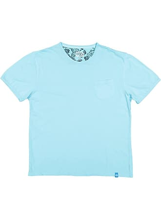 Panareha MARGARITA pocket t-shirt light blue
