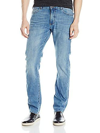 DL1961 Mens Russell Slim Straight Jean in Rafter, 30
