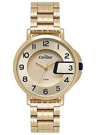 Condor Relógio Condor Feminino Ref: Co2035mrk/4x Dourado