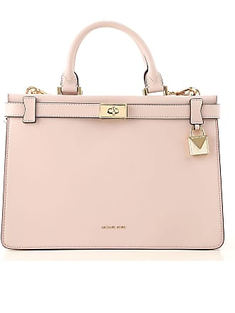 c908e0a601 Michael Kors Borsa a Mano On Sale, Rosa Leggero, pelle, 2017, one