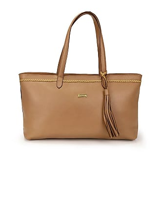 Lara Bolsa Shopping Bag Lara em Couro
