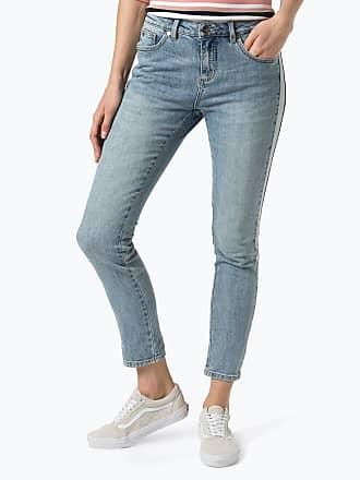 OPUS Damen Jeans - Evita Patch blau