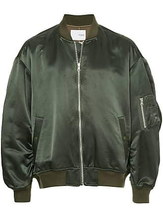 Yoshiokubo MA-1 bomber jacket - Green