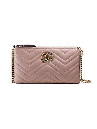 Gucci GG Marmont mini chain bag - Neutrals