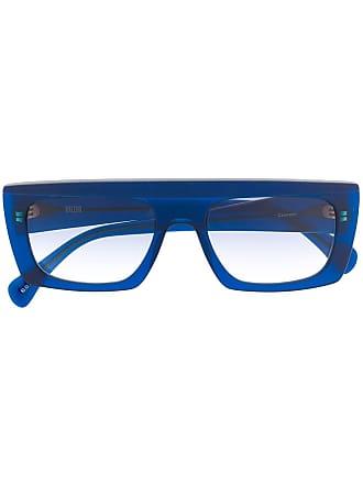 Kaleos Óculos de sol oversized quadrado - Azul