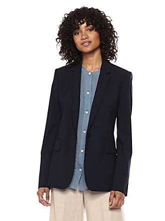 895e5439f9 Theory Womens Classic ONE Button Essential Jacket, deep Navy, 2