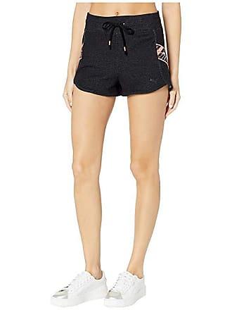 0f3a8a4fb1ba Puma Feel It Shorts (Puma Black Heather) Womens Clothing
