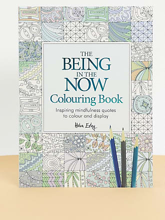 Allsorted Being In The Now Colouring book-Multi