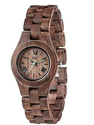 WeWood Relógio Wewood - Criss - Choco Rough - WWCR04