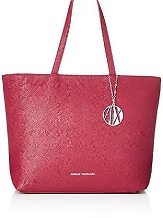 1e1807b25b Armani Womans Shopping - Borse Tote Donna, Rosso (Royal Red), 30x10x42 cm