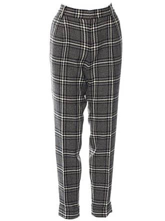 4d55f0e99c32 Gucci New Gucci Wool Plaid Pants Slacks Sz 44