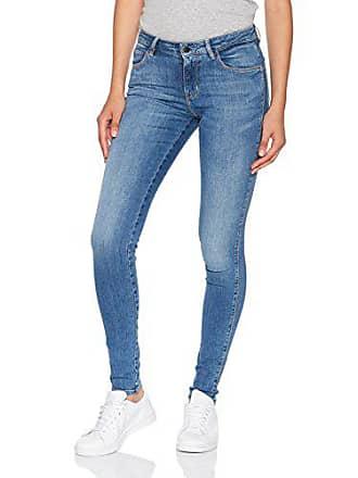 Guess W73AJ2D2CN1, Jeans Femme, Multicolore (Up Grade), 42 (Taille Fabricant d98b3fecca4