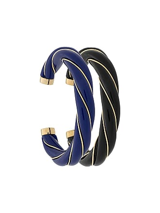 Aurélie Bidermann Conjunto de pulseiras Diana - Azul