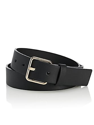 Simons Smooth leather belt