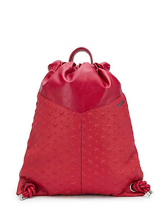 Jimmy Choo London Marlon backpack - Vermelho