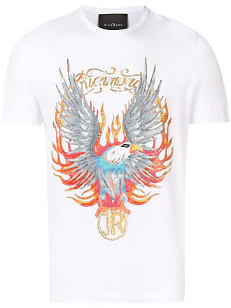 John Richmond Camiseta Florida - Branco