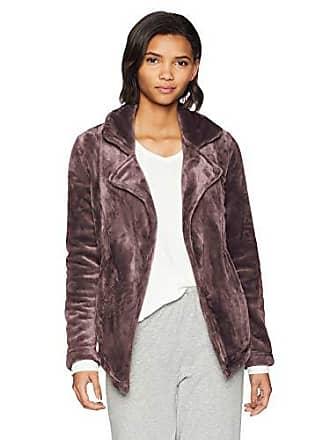 PJ Salvage Womens Luxe Jacket, Mink, s