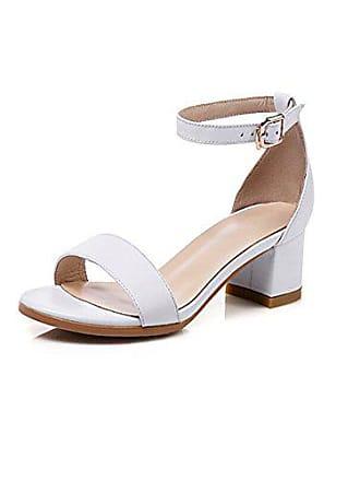 72ca954215a520 XZGC Sandalen Frau Sommer Mit Dicken Mit Einfachen Schuhe