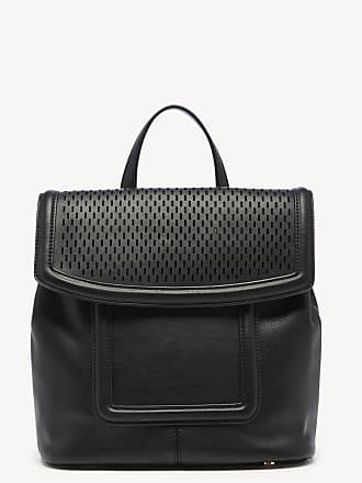 Sole Society Womens Daisa Backpack Vegan Black One Size Vegan Leather From Sole Society