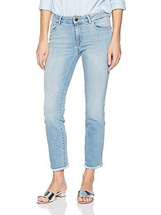 DL1961 Womens Mara Ankle Straight Jeans, Forture, 29