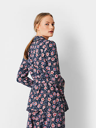 Scalpers Floral Blazer With Bow
