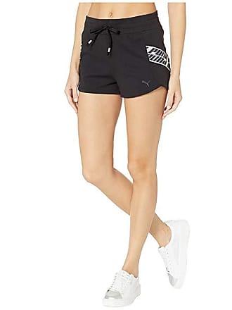 0093a9b17859 Puma Feel It Shorts (PUMA Black) Womens Clothing
