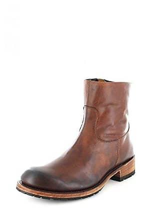 0673ff8ff66d92 Sendra 9491 Evolution Tang Lederstiefel für Herren Braun Ankleboots Fashion  Stiefelette