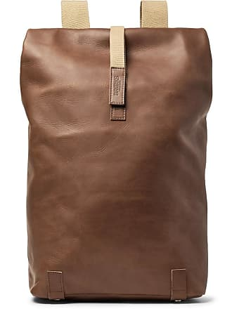 596f5c504 Brooks England Pickwick Large Leather Backpack - Light brown