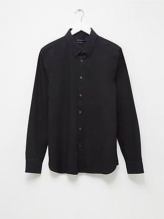 French Connection Stretch Poplin Shirt