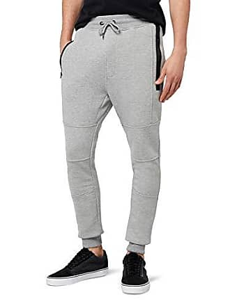 4fa49c17856e77 Jack   Jones Herren Hose JCOWILL SWEAT PANT NOOS Grau (Light Grey Melange  Fit