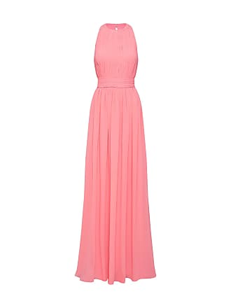 31f6dea63da2ee Star Night Avondjurk long dress chiffon koraal