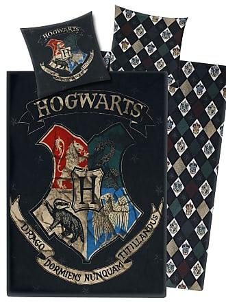 Harry Potter Hogwarts - Unisex-Sängkläder - flerfärgad