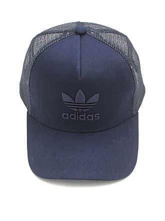 adidas Originals Boné adidas Originals Af Trucker Trefoil Azul Marinho 33a56f0b581
