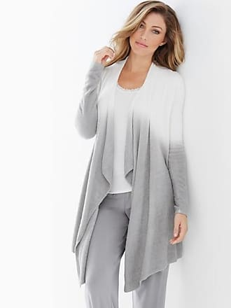 Barefoot Dreams Chic Lite Calypso Wrap Pearl And Pewter, Ombre Pearl/Pewter, Size L/XL, from Soma
