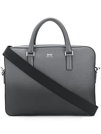 afc675ba8ce7 HUGO BOSS classic laptop bag - Grey