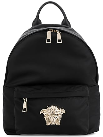 80829289be Versace Medusa Palazzo backpack - Black