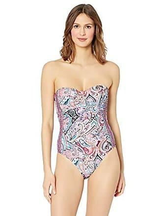 24e7a746312dc La Blanca® Bandeau Swimsuits − Sale  at USD  59.08+