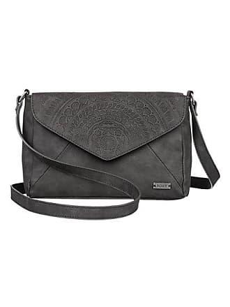 0260b01466 Roxy Sunset Road - Petit sac à main imitation cuir - Noir - Roxy