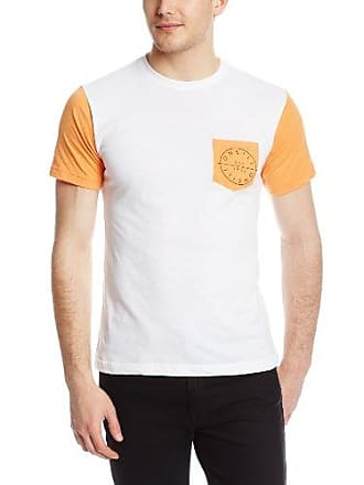 O'Neill Mens Southwind Pocket T-Shirt, Orange, XX-Large