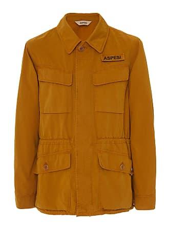 0984d948883a9f Aspesi Bastogne Cotton-Twill Field Jacket