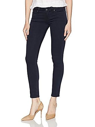Paige Womens Verdugo Ankle Jeans, Navy Eclipse, 25