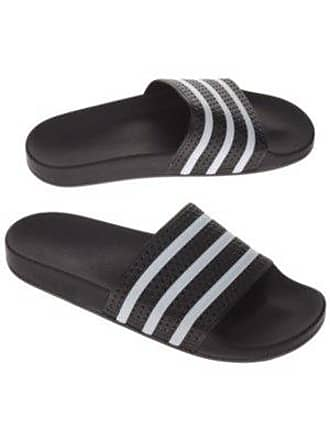 new style d8c6a e20d2 adidas Originals Adilette Sandals white