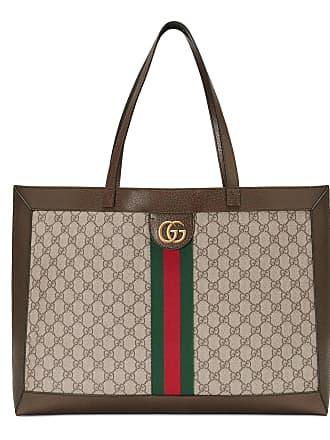 Gucci Borsa shopping Ophidia in GG Supreme 1872e24c5c9