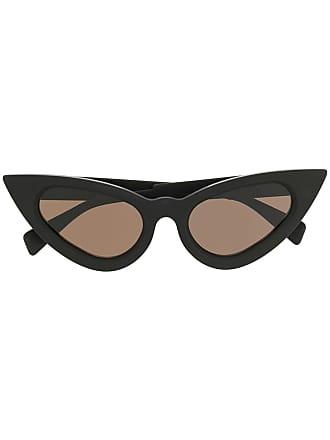 Kuboraum cat eye sunglasses - Black