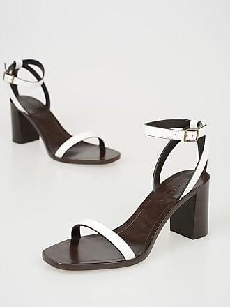 Saint Laurent 7.5 cm Leather LOULOU Sandals size 37,5
