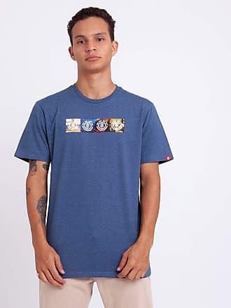 Element Camiseta Element Horizontal Seasons National Geographic Azul